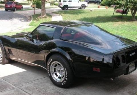 Corvette For Sale >> 1980 Chevrolet Corvette For Sale In South Carolina Carsforsale Com
