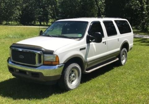 2001 Ford Excursion for sale in Calabasas, CA