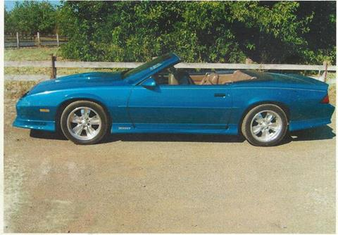 1992 chevrolet camaro for sale. Black Bedroom Furniture Sets. Home Design Ideas