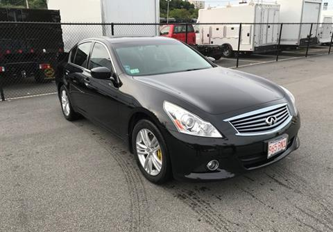 2013 Infiniti G37 Sedan for sale in Calabasas, CA