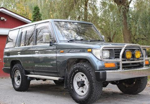1991 toyota land cruiser for sale carsforsale com rh carsforsale com 1991 Toyota Land Cruiser Problems 1991 Toyota Land Cruiser MPG