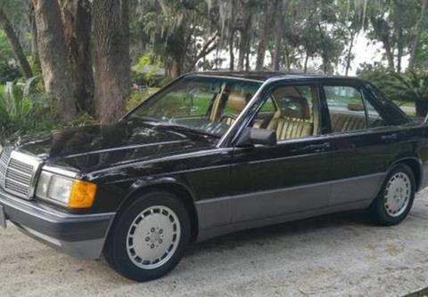 Used 1990 Mercedes Benz 190 Class For Sale