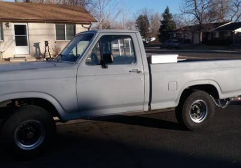 1982 Ford F 150 For Sale Carsforsale Com
