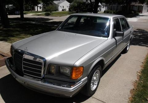 1983 Mercedes-Benz 380-Class for sale in Calabasas, CA