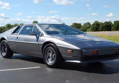 Lotus Esprit For Sale In Colorado Springs Co Carsforsale