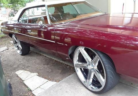1972 Chevrolet Impala For Sale Carsforsale Com