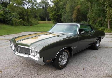 1970 Oldsmobile Cutlass For Sale  Carsforsalecom