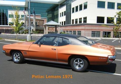 1971 Pontiac Le Mans for sale in Calabasas, CA