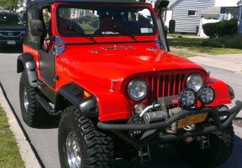 1983 Jeep CJ-7 for sale in Calabasas, CA
