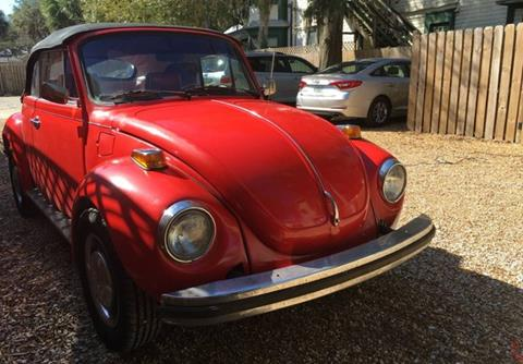 1977 Volkswagen Super Beetle for sale in Calabasas, CA