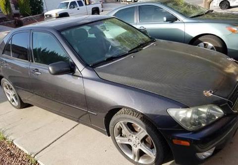 2003 Lexus IS 300 for sale in Calabasas, CA