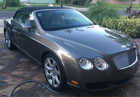 2008 Bentley Continental GTC for sale in Calabasas, CA