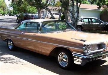 1959 Pontiac Catalina for sale in Calabasas, CA