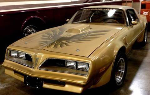 1978 Pontiac Trans Am for sale in Calabasas, CA