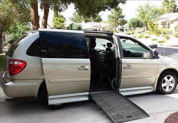 2007 Dodge Grand Caravan for sale in Calabasas, CA