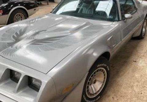 1981 Pontiac Firebird for sale in Calabasas, CA
