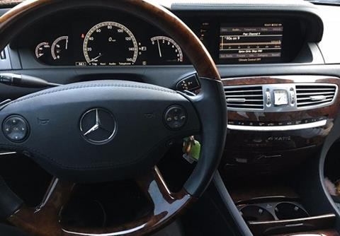 2010 Mercedes-Benz CL-Class for sale in Calabasas, CA