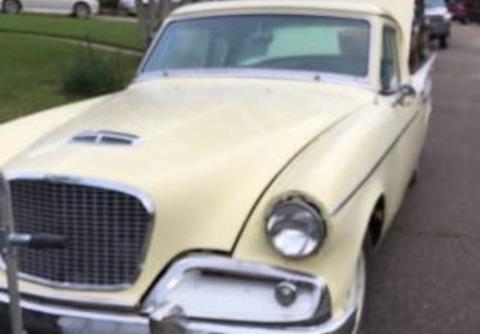 1959 Studebaker Silver Hawk for sale in Calabasas, CA