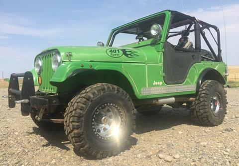 1976 Jeep CJ-5 for sale in Calabasas, CA