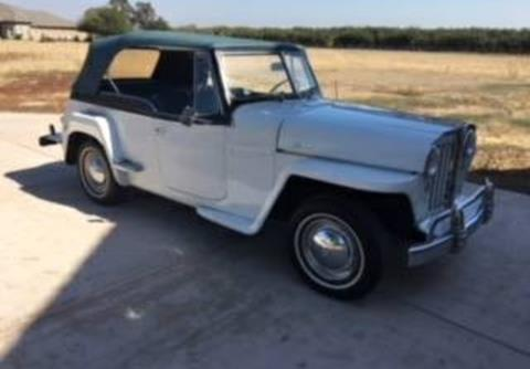 1950 Willys Jeepster for sale in Calabasas, CA