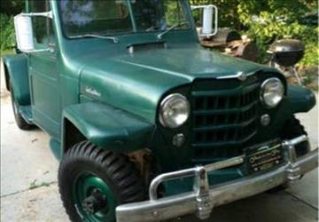 1951 Willys Jeep for sale in Calabasas, CA