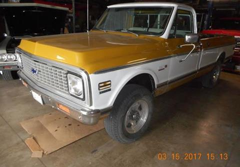 1972 Chevrolet C/K 20 Series for sale in Calabasas, CA