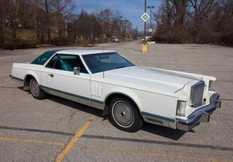 1979 Lincoln Mark V for sale in Calabasas, CA