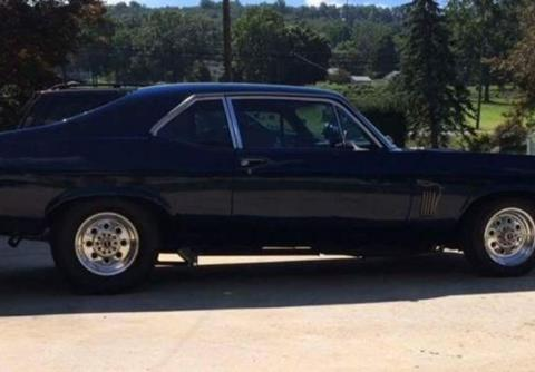 1969 Chevrolet Nova for sale in Calabasas, CA