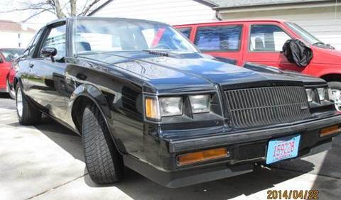 1987 Buick Grand National for sale in Calabasas, CA