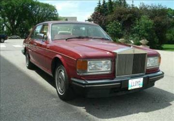 1992 Rolls-Royce Silver Spirit