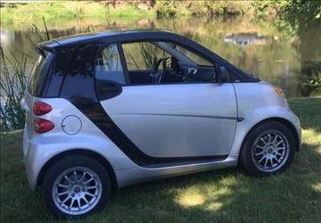 2012 Smart fortwo for sale in Calabasas, CA