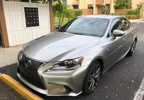 2016 Lexus IS 250 For Sale in Maine - Carsforsale.com