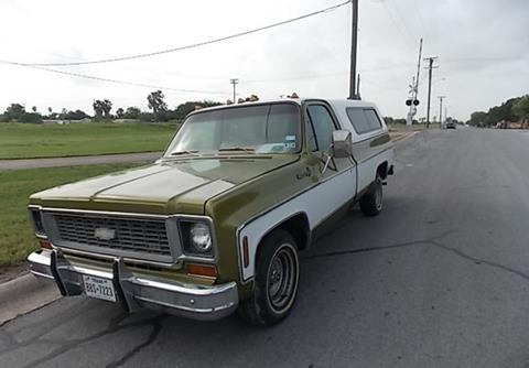 1974 Chevrolet C/K 10 Series for sale in Calabasas, CA