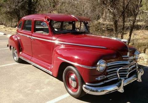 1947 Plymouth Deluxe for sale in Calabasas, CA