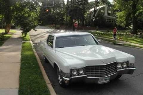1969 Cadillac DeVille For Sale - Carsforsale.com®