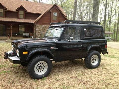 Ford Bronco For Sale - Carsforsale.com®