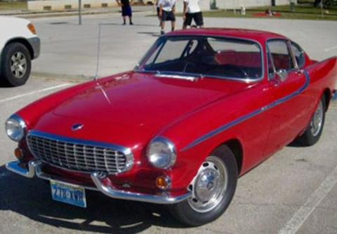 1965 Volvo 1800 for sale in Calabasas, CA