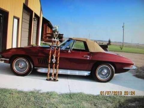 1967 Chevrolet Corvette for sale in Calabasas, CA