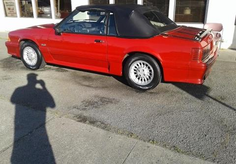 1988 Ford Mustang for sale in Calabasas, CA