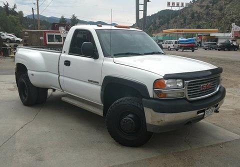 2001 GMC Sierra 1500HD Classic for sale in Calabasas, CA