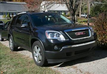 2011 GMC Acadia for sale in Calabasas, CA