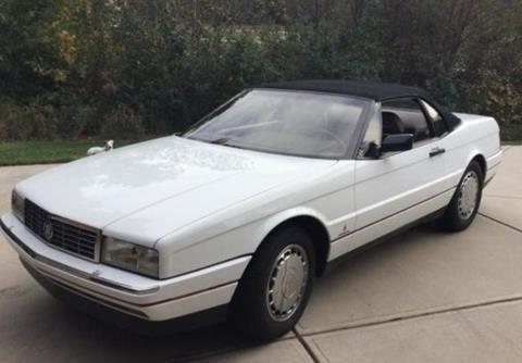 Cadillac Allante For Sale Carsforsale Com