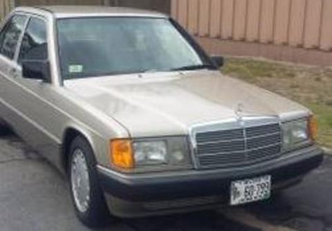 1989 Mercedes-Benz 190-Class for sale in Calabasas, CA