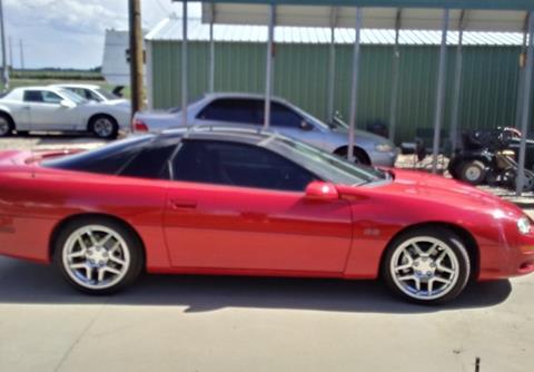 2002 Chevrolet Camaro For Sale In Calabasas Ca