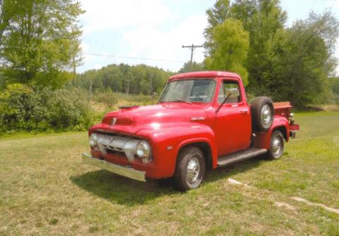 1954 Ford F-100 for sale in Calabasas, CA