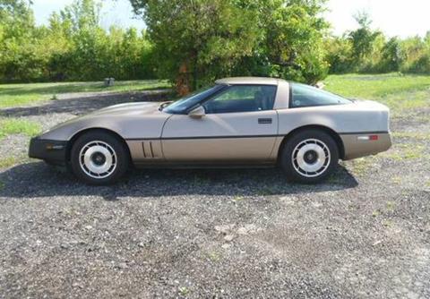 1984 Chevrolet Corvette for sale in Calabasas, CA