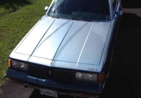 1988 Oldsmobile Cutlass Supreme for sale in Calabasas, CA