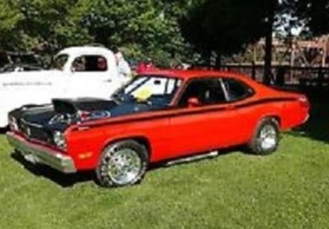 1975 Plymouth Duster for sale in Calabasas, CA