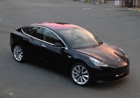 2018 Tesla Model 3 for sale in Calabasas, CA