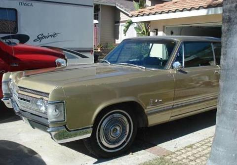 1967 Chrysler Imperial for sale in Calabasas, CA